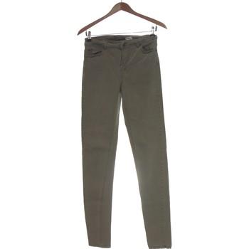 Vêtements Femme Jeans droit Best Mountain Jean Droit Femme  36 - T1 - S Vert