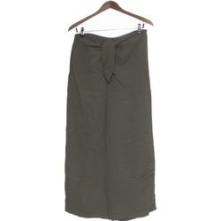 Vêtements Femme Pantalons Zara Pantalon Bootcut Femme  34 - T0 - Xs Vert