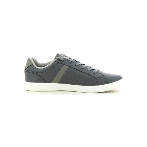 Lotto New York '83 Gris - Chaussures Baskets basses Homme