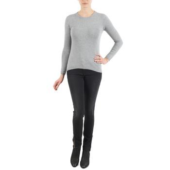 Vêtements Femme Jeans slim School Rag PHOEBE SUPER SLIM COMFORT Noir