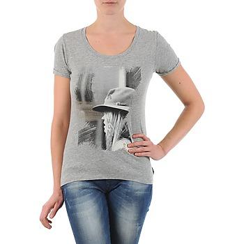 Vêtements Femme T-shirts manches courtes School Rag TORI Gris