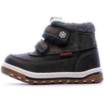 Chaussures Homme Bottes de neige Kimberfeel KL-MINI Noir