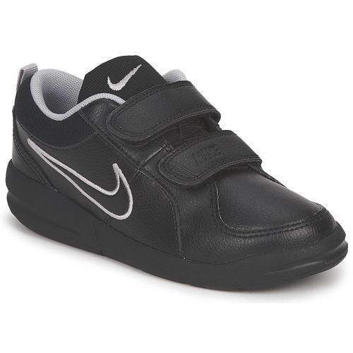separation shoes bb868 b92ae Chaussures Enfant Baskets basses Nike PICO 4 PSV Noir   Gris