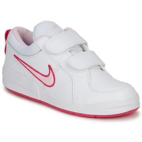 Chaussures Fille Baskets basses Nike PICO 4 PSV WHITE/PRISM PINK-SPARK