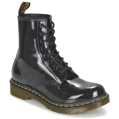 Bottines / Boots Dr Martens 1460 W Noir 350x350