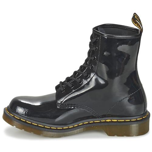 Boots 1460 Dr Noir W Martens Femme CBxoeWdr