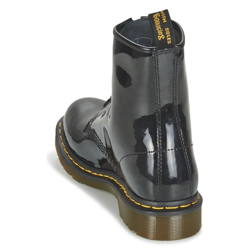 Dr Femme Noir W Martens 1460 Boots Pnk80wOX