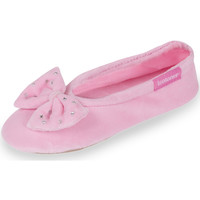 Chaussons Isotoner Chaussons ballerines fille