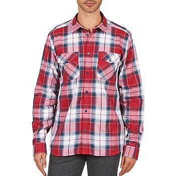 Chemises Wesc JOEY Rouge 350x350