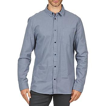 Chemises Wesc YANIK Bleu 350x350
