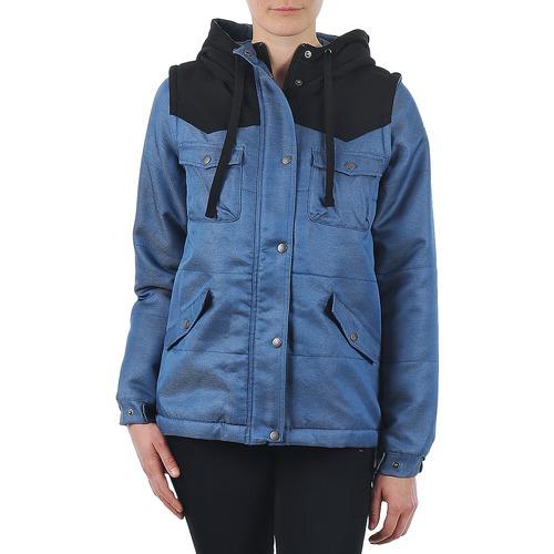 Vêtements Femme Parkas Nikita EXPLORER Bleu