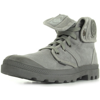 Chaussures Homme Boots Palladium US Baggy gris