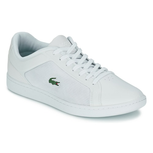 Chaussures Homme Baskets basses Lacoste ENDLINER 116 2 Blanc