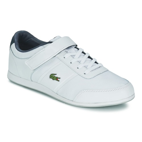 Chaussures Homme Baskets basses Lacoste EMBRUN 116 1 Blanc