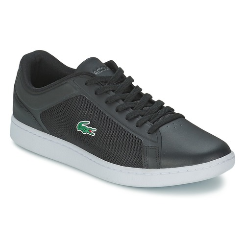 Chaussures Homme Baskets basses Lacoste ENDLINER 116 2 Noir