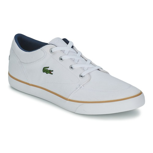 Chaussures bateau Lacoste BAYLISS 116 2 Blanc 350x350