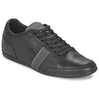 Chaussures Homme Baskets basses Lacoste ALISOS 116 1 Noir