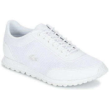 Chaussures Femme Baskets basses Lacoste HELAINE RUNNER 116 3 Blanc