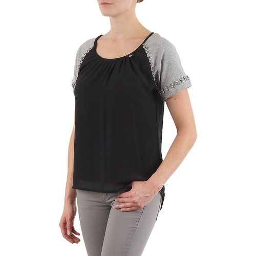 PADELINE TOP  Lollipops  t-shirts manches courtes  femme  noir / gris