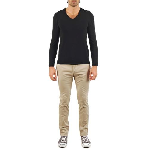 Vêtements Homme Chinos / Carrots Kulte PANTALON INJECTION 101805 BEIGE Beige