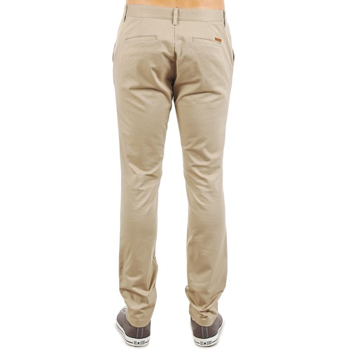 Injection Pantalon Beige ChinosCarrots Homme Kulte 101805 c3S54ARjqL
