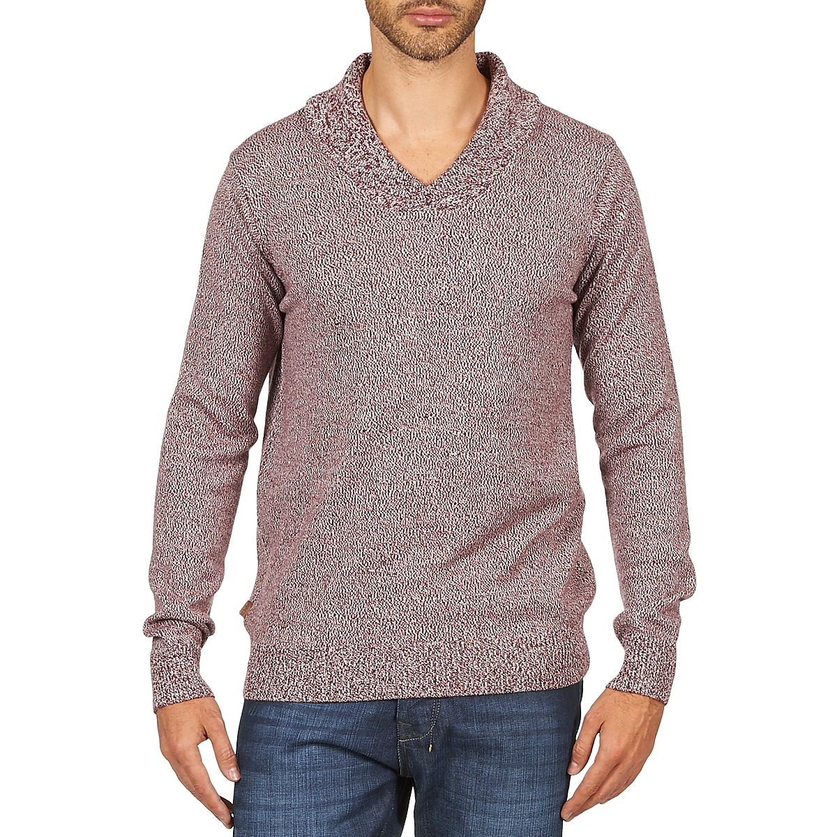 Kulte PULL CHARLES 101823 ROUGE Rouge