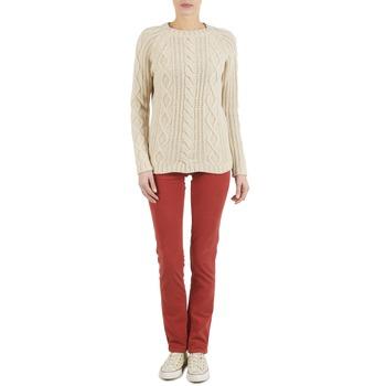 Pantalons Kulte PANTALON PLANCHER 101819 ROUGE Rouge 350x350