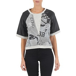 Vêtements Femme Sweats Brigitte Bardot BB43025 Gris