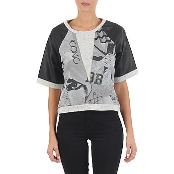 Sweats & Polaires Brigitte Bardot BB43025 Gris 350x350