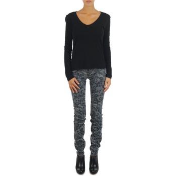 Jeans Gas TASCHE SUMATRA HIGH BLE BLACK GRIS 350x350
