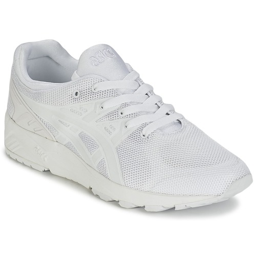Chaussures Baskets basses Asics GEL-KAYANO TRAINER EVO Blanc