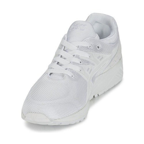 Trainer Basses Blanc kayano Baskets Evo Asics Gel 7gY6yfb
