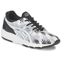 Chaussures Baskets basses Asics GEL-KAYANO TRAINER EVO Blanc / Noir
