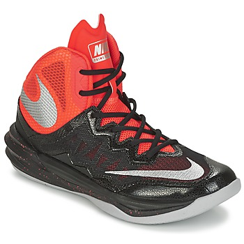 Chaussures Homme Basketball Nike PRIME HYPE DF II Noir / Rouge