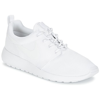 Chaussures Femme Baskets basses Nike ROSHE RUN W Blanc