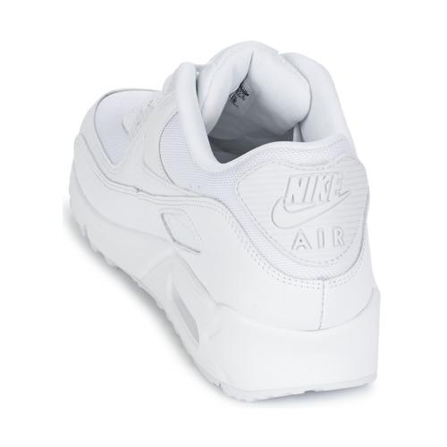 Nike Baskets Blanc Max Basses 90 Essential Air Homme UVpqSMzG