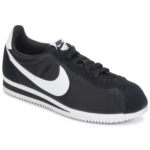 the latest 35d7a a8184 Chaussures Homme Baskets basses Nike CLASSIC CORTEZ NYLON Noir