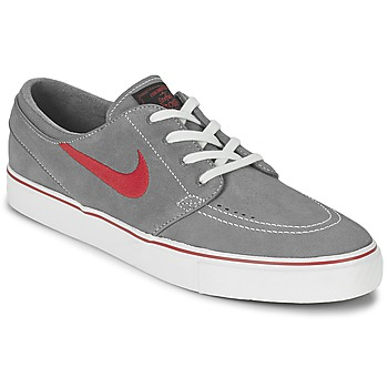 Chaussures Homme Baskets basses Nike ZOOM STEFAN JANOSKI Gris