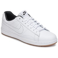 Chaussures Femme Baskets basses Nike TENNIS CLASSIC ULTRA LEATHER W Blanc / Noir