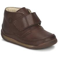 Chaussures Garçon Boots Naturino GOLATOMA MARRON