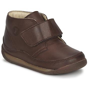 Bottines / Boots Naturino GOLATOMA MARRON 350x350