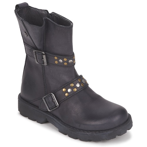 Chaussures Fille Boots Naturino FOCETTE NOIR