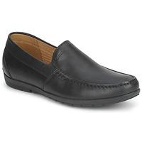 Chaussures Homme Mocassins Geox SIMON W Noir