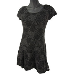 Vêtements Femme Robes courtes Banana Moon Syrinne Egleston anthracite