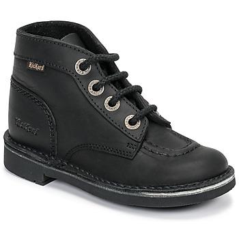 Bottines / Boots Kickers KICK COL Noir 350x350