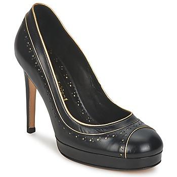 Chaussures Femme Escarpins Sarah Chofakian SUZANNE Noir