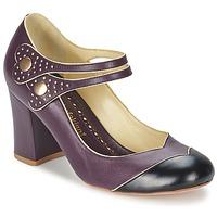 Chaussures Femme Escarpins Sarah Chofakian ZUT Bordeaux/Noir