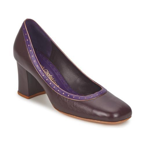 Chaussures Femme Escarpins Sarah Chofakian SHOE HAT Marron