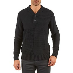 Vêtements Homme Pulls Lee HALF PLACKET Noir