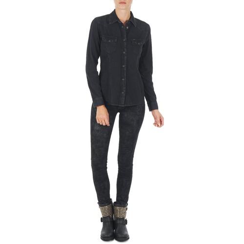 Jeans Lee SCARLETT Noir 350x350